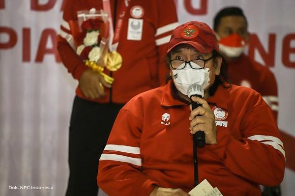 Presiden Jokowi dan Menpora Amali Dapat Pujian Setarakan Atlet Olimpiade dan Paralimpiade