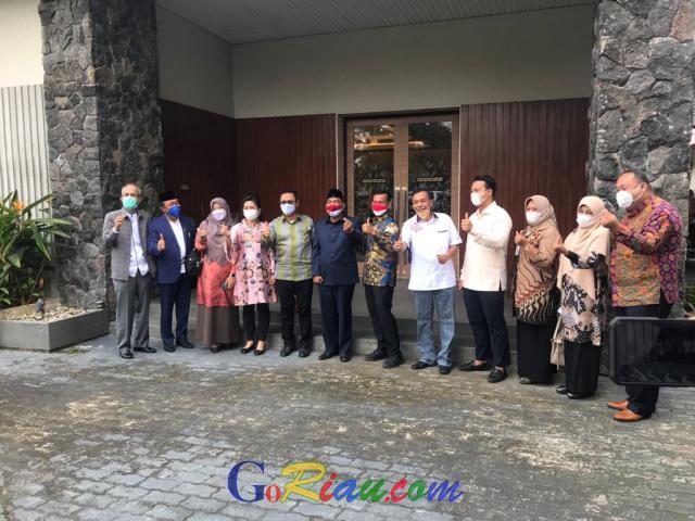 Soal Ketenagakerjaan, Komisi V DPRD Riau Kunjungi Pertamina Hulu Rokan