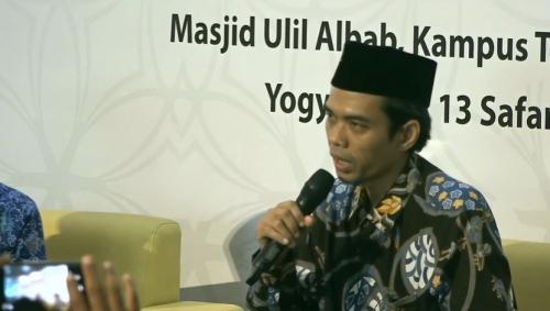 Mundur Sebagai PNS di UIN Suska, Begini Penjelasan Ustaz Abdul Somad
