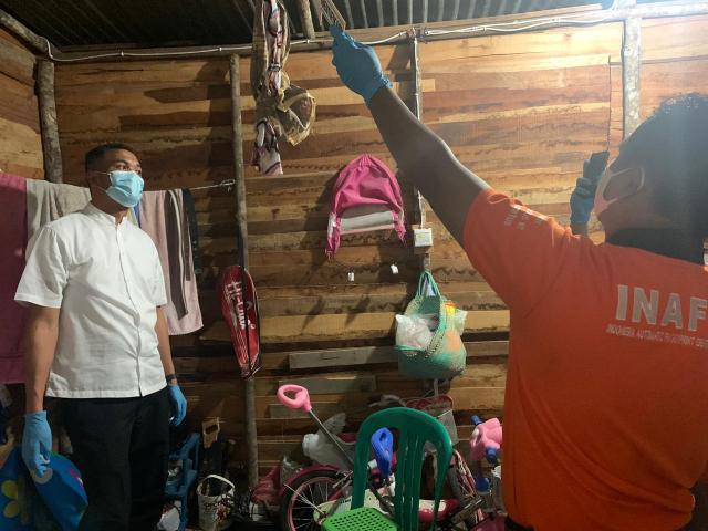 Ini Penyebab Ibu di Pekanbaru Racuni Tiga Anak Kandungnya Lalu Gantung Diri