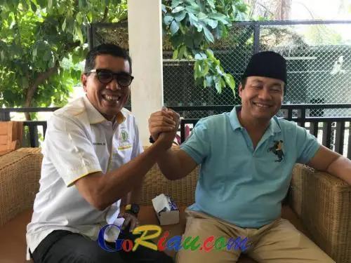 Punya Pengalaman Organisasi, Parisman Ihwan Yakin Yulisman Bisa Pimpin DPRD Riau