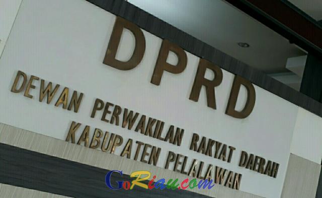 Sekretariat Dewan Agendakan Pelantikan Baharudin Gantikan Adi Sukemi Posisi Ketua DPRD Pelalawan