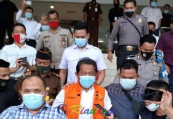 Dugaan Korupsi di Bappeda Siak, Yan Prana Timbulkan Kerugian Negara Hingga Rp 2,8 Milar Lebih