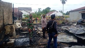 Home Industri Kerupuk Palembang Sumber Rezeki 2 Ikan Pekanbaru Ludes Terbakar
