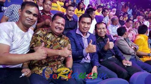 Luar Biasa, SMS Tertinggi Sementara Konser 15 Besar DAcademy 3 Indosiar Malam Ini Diraih Wakil Pekanbaru Tasya Octavia