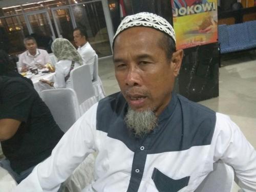 Hasil Quick Count Unggulkan Jokowi-Maruf, TKD Riau: Perhitungan Masih Berjalan, Jangan Klaim Kemenangan Dulu