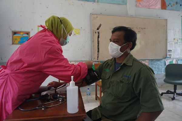 Gencarkan Vaksinasi Gotong Royong, Karyawan RAPP: Saya Siap dan Mau Divaksin