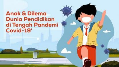 Sempena HAN 2021, Agusyanto: Motivasi Anak Agar Tetap Kreatif Meski di Tengah Pandemi