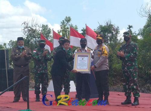 Survei Lemkapi, Kepuasan Masyarakat Terhadap Penanganan Karhutla di Riau Lewat Aplikasi Dashboard Lancang Kuning 83,6 Persen