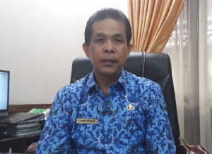 Satu Pegawai Positif Covid-19, BKPP Kuansing Langsung Tutup