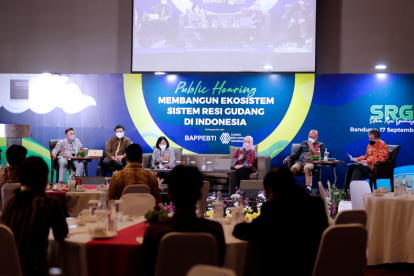 Wamendag: Sinergi Kunci Bangun Ekosistem SRG untuk Sejahterakan Petani