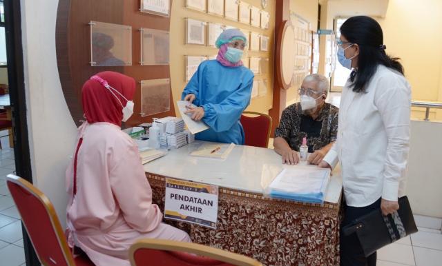 BPOM: Uji Klinik Vaksin Sinovac Berjalan Sesuai Rencana