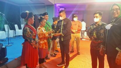 Disparpora Gelar Seleksi Tari Kreasi Kepulauan Meranti 2021, Ini Pemenangnya