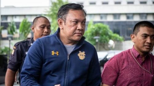 Bupati Pakpak Bharat Kena OTT KPK 2 Hari Setelah Dilantik Jadi Ketua Relawan Jokowi-Maruf