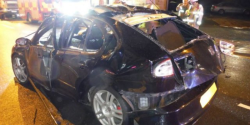 Kebanyakan Pengharum, Mobil Meledak Saat Dikemudikan