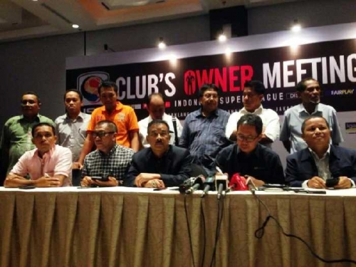 ISL Ditolak, PT Liga Indonesia Gulirkan Liga Baru, Ini Namanya