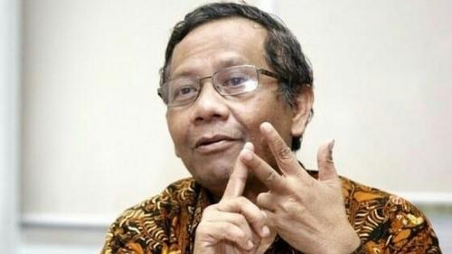 Mahfud MD Usul ke Jokowi, Polsek Tak Lakukan Penyelidikan dan Penyidikan, Ini Pertimbangannya