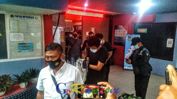 Kemenkumham Riau Kirim 6 Mantan ASN yang Jadi Pengedar Narkoba ke Nusa Kambangan