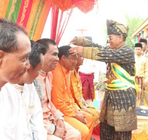 Balimau Kasai Potang Mogang Langgam, Tradisi Penyucian Diri Sambut Bulan Ramadan