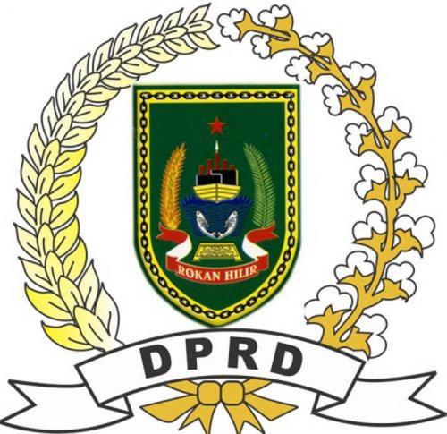 Ketua DPRD Rohil Dan Bupati Tanam Pohon