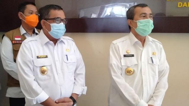 Pandemi Covid-19, Gubri dan Wagubri akan Salat Idul Adha di Rumah Masing-masing