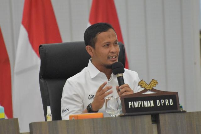 Agung Nugroho Ikut Rapat PPKM, Sarankan Pemerintah Adakan Pasar Murah dan Buka Donasi