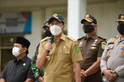 Riau akan Dikirimi 40 Ribu Vaksin, Prioritas untuk Daerah Tertinggi Covid-19, Gubri: Vaksinasi di Pekanbaru akan Ditingkatkan
