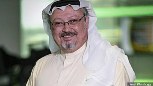 Sosok Jurnalis Jamal Khashoggi, Teman Usamah bin Ladin yang Diduga Dibunuh dan Dimutilasi di Konsulat Arab Saudi