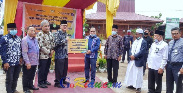 Ponpes Darul Fikri Selatpanjang akan Wujudkan Satu Rumah Satu Penghafal Al-Quran