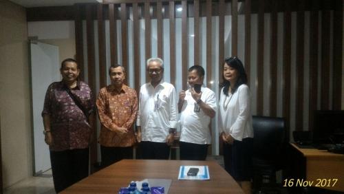 Dinas PU Tarukim Siak Terima Hibah Aset BMN, Syamsuar: Kita Harapkan, Bantuan Pipa Air Bersih dari Lubuk Dalam - Kerinci Kanan.