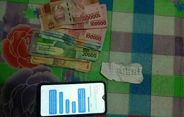 Nambah Penghasilan, Karyawan Perusahaan Sawit di Pelalawan Nekat Jadi Bandar Togel