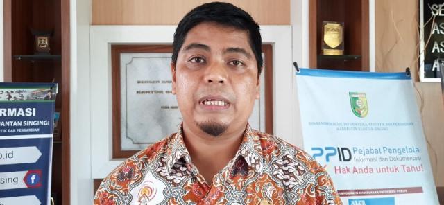 Januari 2021, Tingkat Kesembuhan Pasien Covid-19 di Kuansing Capai 91 Persen