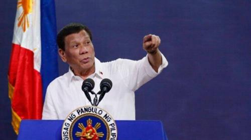 Presiden Filipina Pecat Pejabat dan Pegawai Imigrasi karena Izinkan Warga China Masuk