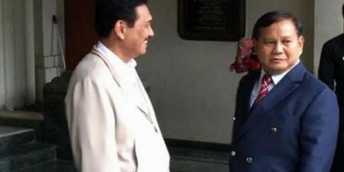 Ditanya Rencana Pertemuannya dengan Prabowo, Begini Jawaban Luhut Panjaitan