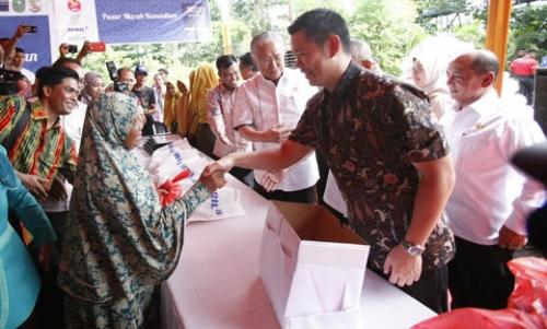 Kemendag RI Gelar Pasar Murah Ramadan bersama RGE Group