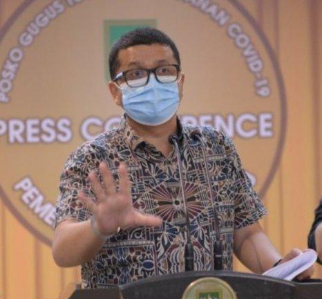 Jubir Penanganan Covid-19: Masyarakat Riau Jangan Sembarangan Minum Obat Dexamethason
