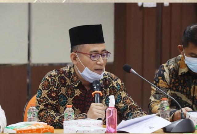 Diakumulasikan dengan Hewan Qurban Tahun Lalu, Total Qurban di DPRD Riau Capai 17 Ekor