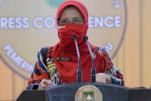 Hari Ini, 361 Suspek di Riau Selesai Isolasi