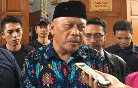 Politisi PAN Eggy Sudjana Ditangkap pada Hari Pelantikan Presiden