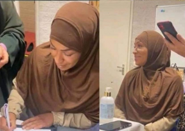 Bintang Tinju Wanita Belanda Ruby Jesiah Mesu Umumkan Jadi Mualaf