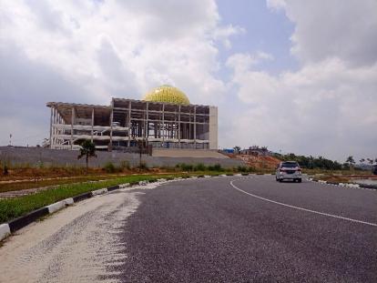 Pembangunan Islamic Centre Tahap Ketiga Dianggarkan Rp30 Miliar