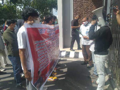 AMMK Desak Kejati Riau Tetapkan Indra Gunawan Eet Sebagai Tersangka Terkait Korupsi Proyek Multiyears di Bengkalis