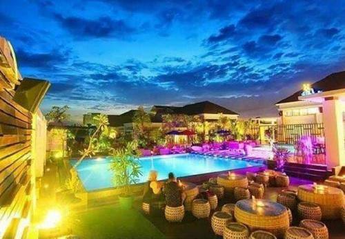 Mau Nikmati Indahnya Sunset Bali Tapi di Pekanbaru, Ini Tempatnya