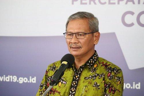Bertambah 862, Total Kasus Covid-19 di Indonesia 45.891 Orang, 18.404 Pasien Sembuh