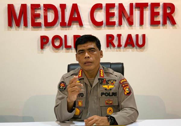 Pasca Video Komandan Tegur Personel di Polda Riau Viral, Kombes Sunarto: Anggota Harus Bertindak Profesional
