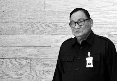 Mantan Wagubri Rivaie Rachman Wafat, Gubernur Riau Sampaikan Duka Mendalam