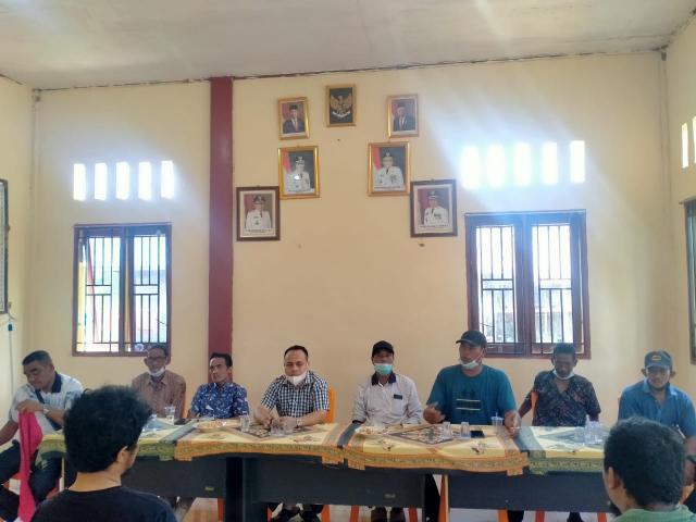 Realisasi Tanaman Kehidupan RAPP, Tim 9 Desa Mayang Sari Bantah Jual KK Warga ke Perusahaan