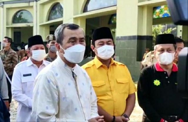 Gubri Ajak Media Menangkis Berita Hoax di Riau