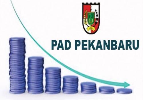 PAD Pekanbaru Meningkat Rp72 Miliar dari Tahun Lalu