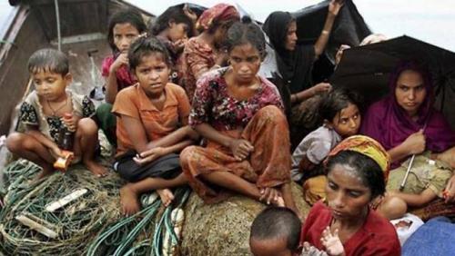 7.000 Muslim Rohingya Akan Direlokasi ke Pulau Tak Layak Huni, Rentan Diterjang Badai